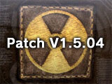 S.T.A.L.K.E.R. ClearSky 修正Patch V1.5.04
