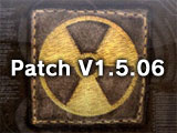 S.T.A.L.K.E.R. ClearSky 修正Patch V1.5.06