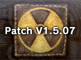 S.T.A.L.K.E.R. ClearSky 修正Patch V1.5.07