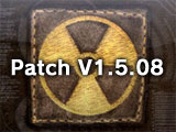 S.T.A.L.K.E.R. ClearSky 修正Patch V1.5.08